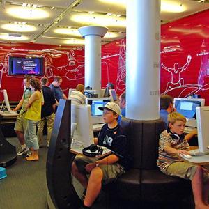 Интернет-кафе Саянска