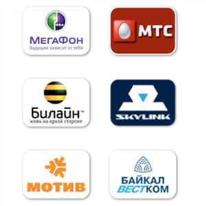 Операторы сотовой связи Саянска