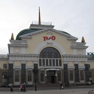 Железнодорожные вокзалы Саянска